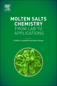 MOLTEN SALTS CHEMISTRY FROM LAB TO APPLICATIONS