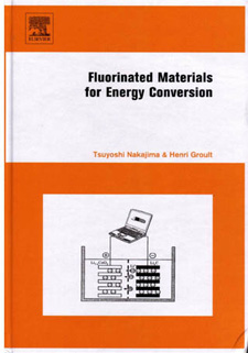 LUORINATED MATERIALS FOR ENERGY CONVERSION
