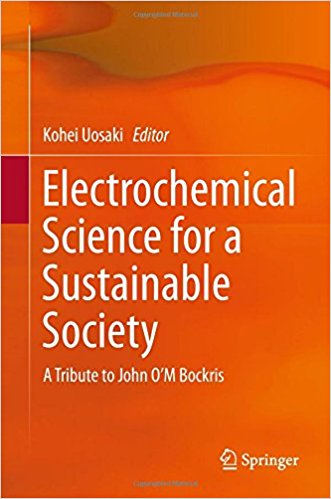 ELECTROCHEMICAL SCIENCE FOR A SUSTAINABLE SOCIETY
